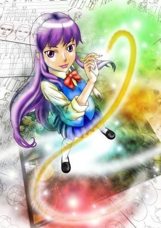Thersia Winkler: Manga