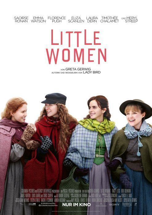 Filmplakat: Little Woman