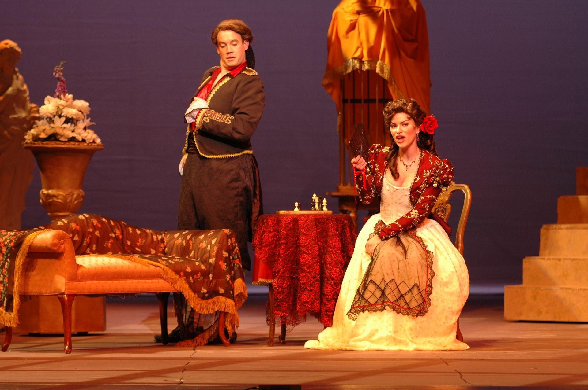 Die Oper in Sevilla