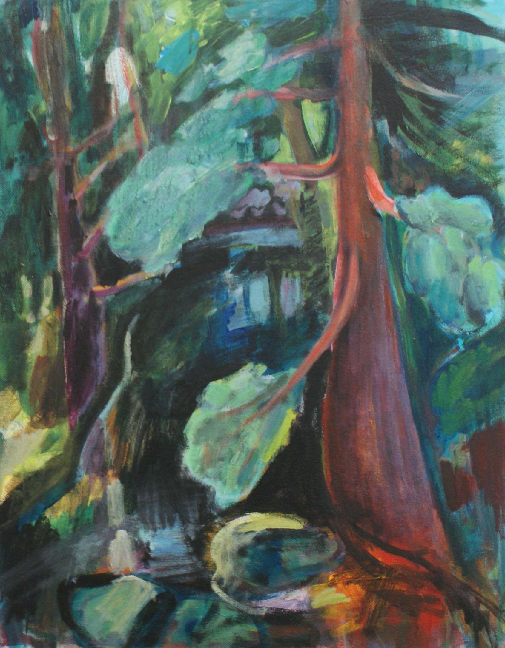 Gemälde: Julia Theuring