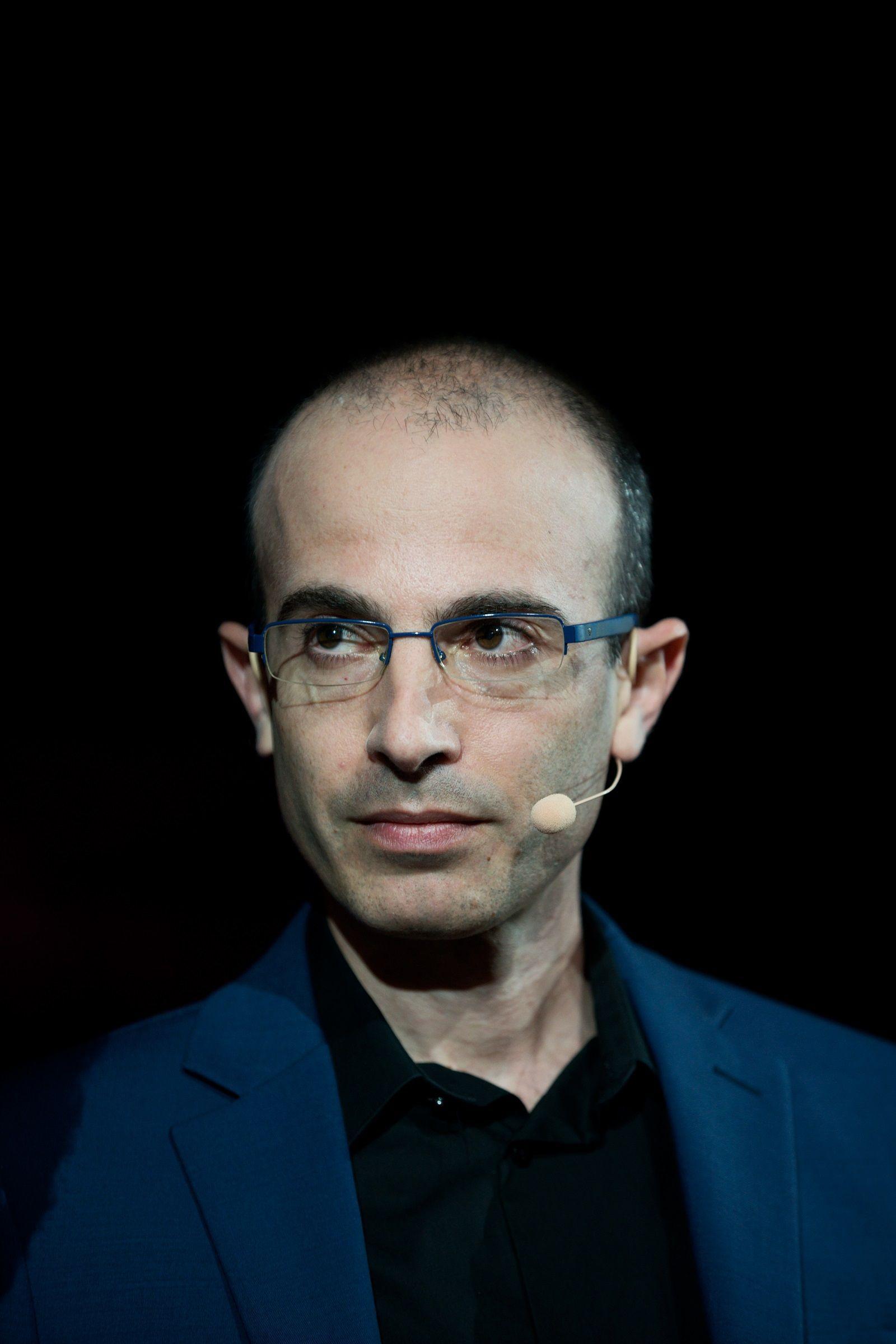 Yuval Noah Harari Foto: Olivier Middendorp