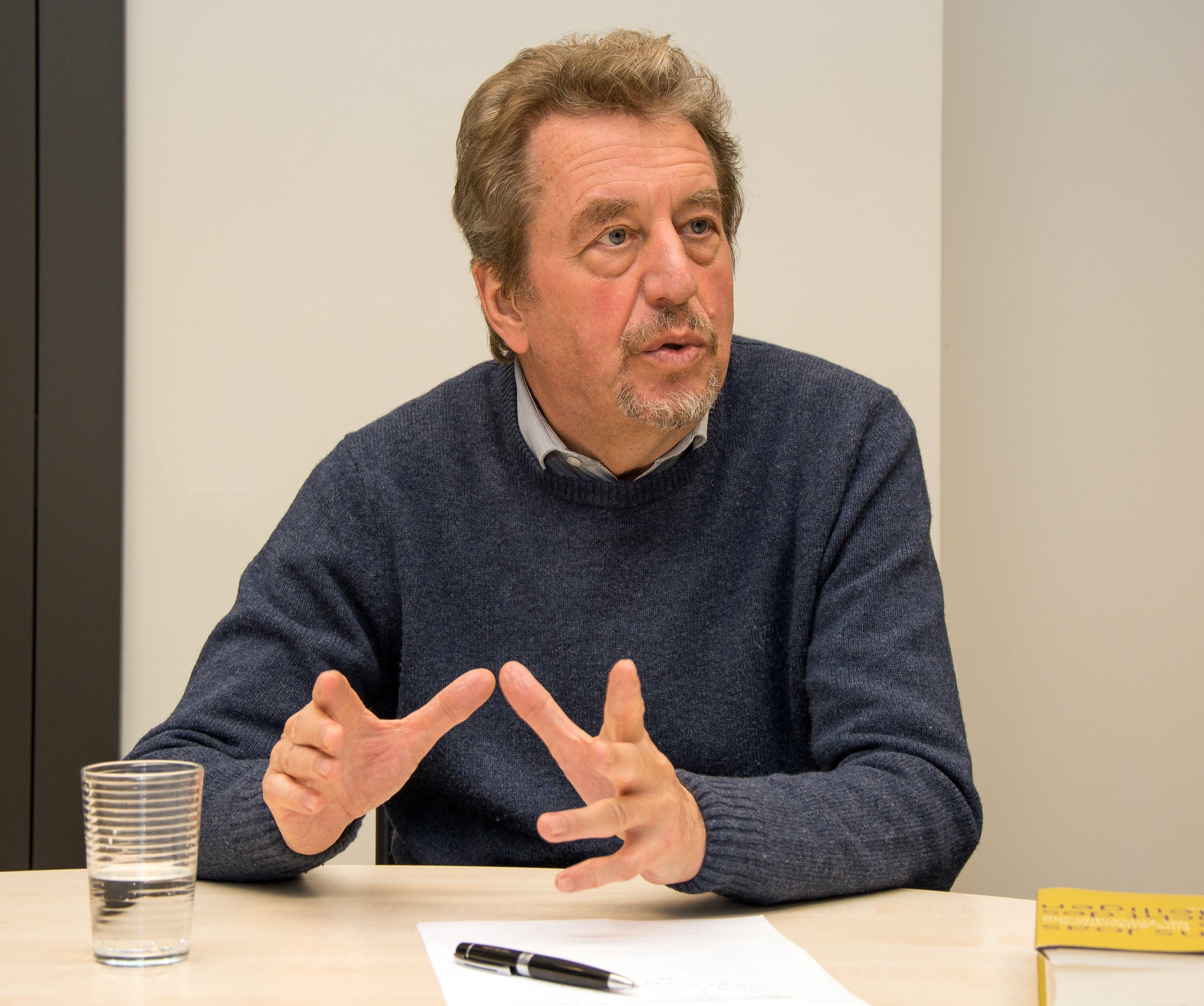 Prof. Hans Joas