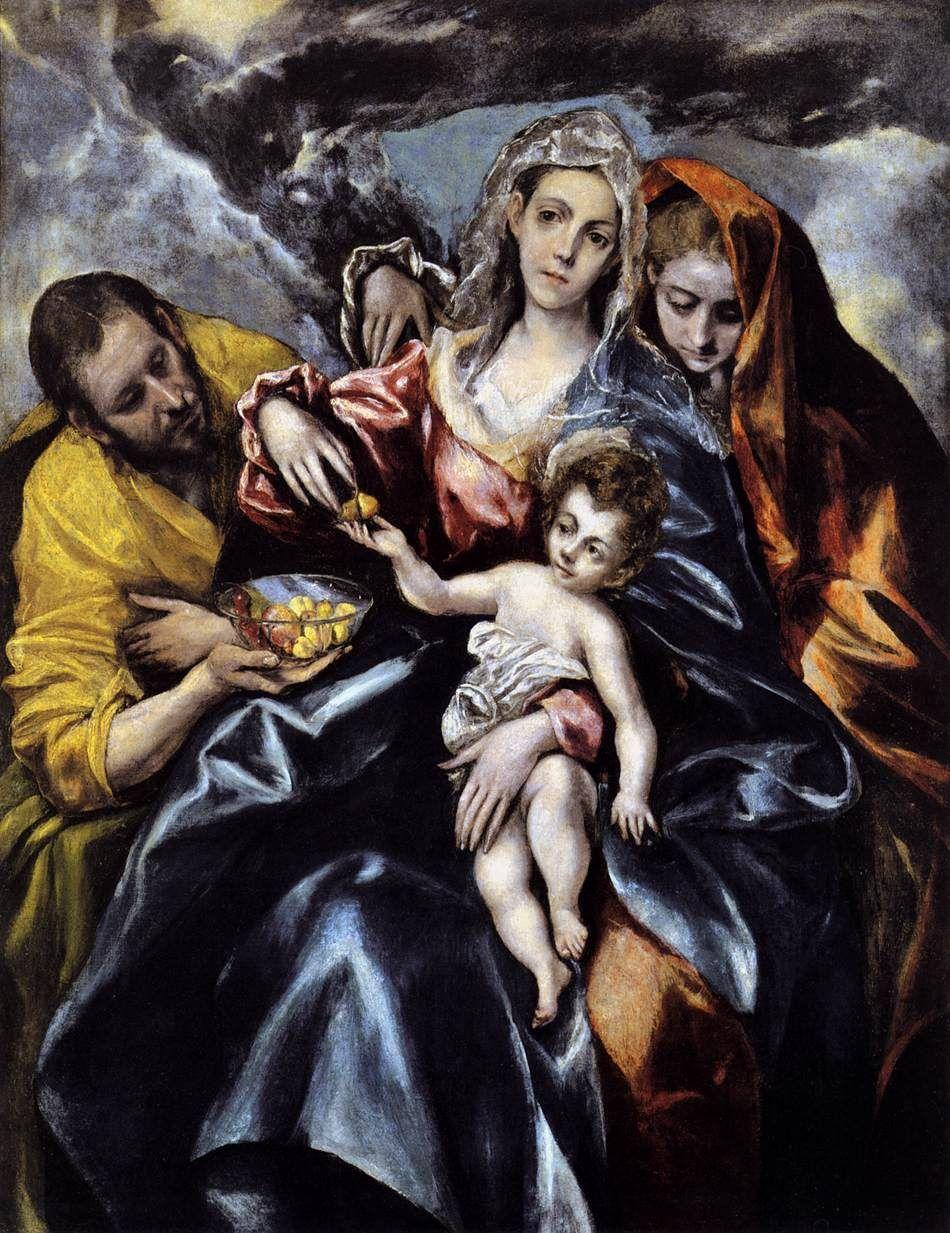 Albrecht Dürer: Die heilige Familie mit der hl. Maria Magdalena