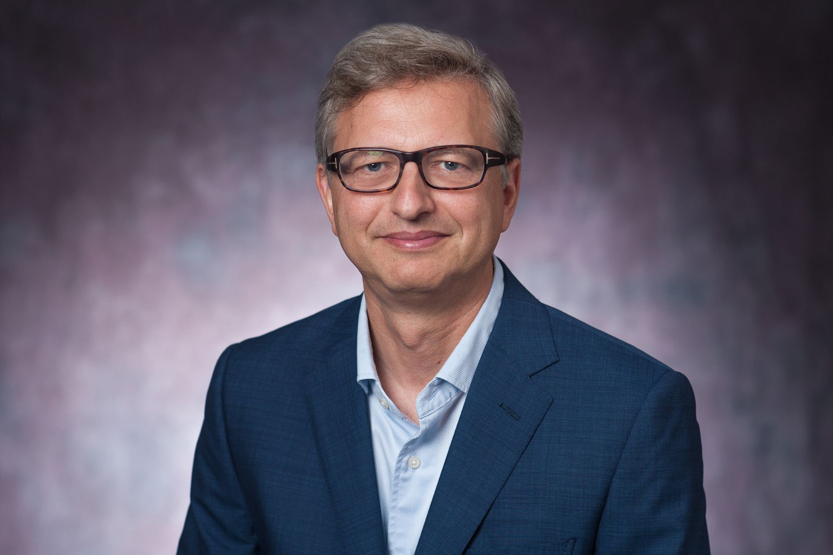 Prof. Michael Brenner (Foto: Jeff Watts)