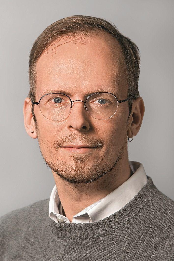 Dietmar Dath (Foto: F.A.Z. Wolfgang Eimes)