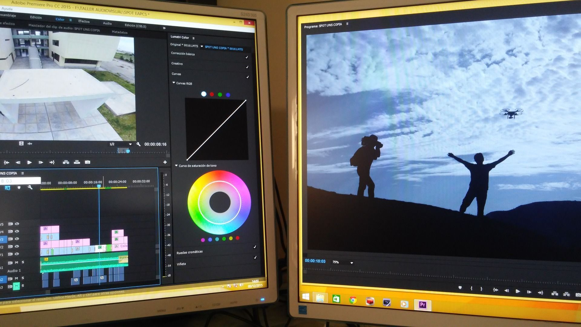Videoschnitt am PC