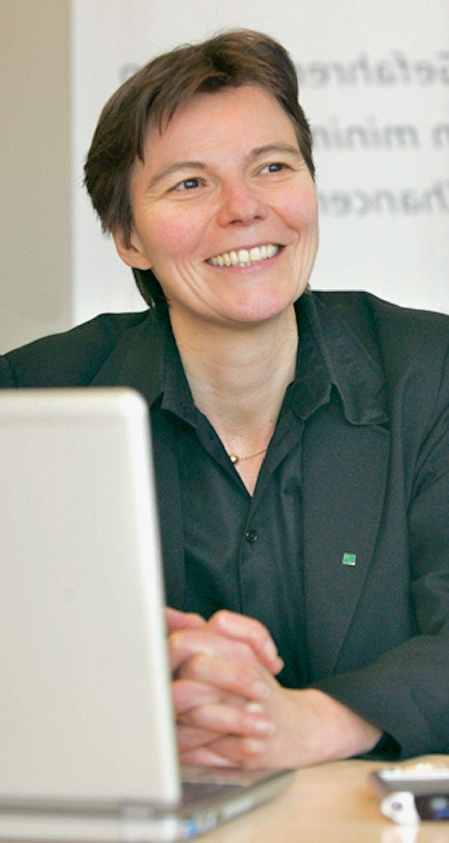 Claudia Eckert (Foto: acatec)