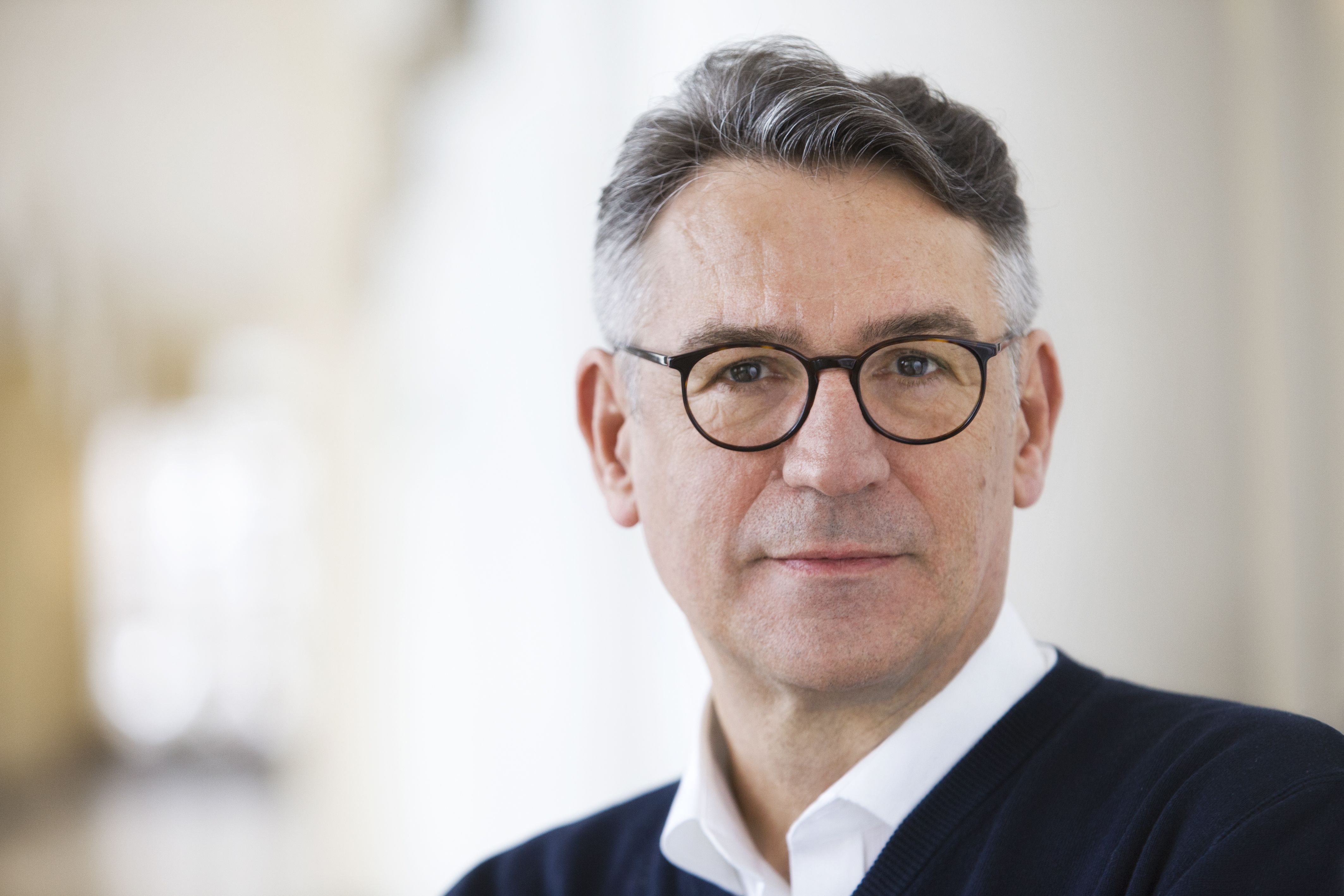 Prof. Martin Zimmermann (Foto: Christoph Mukherjee)