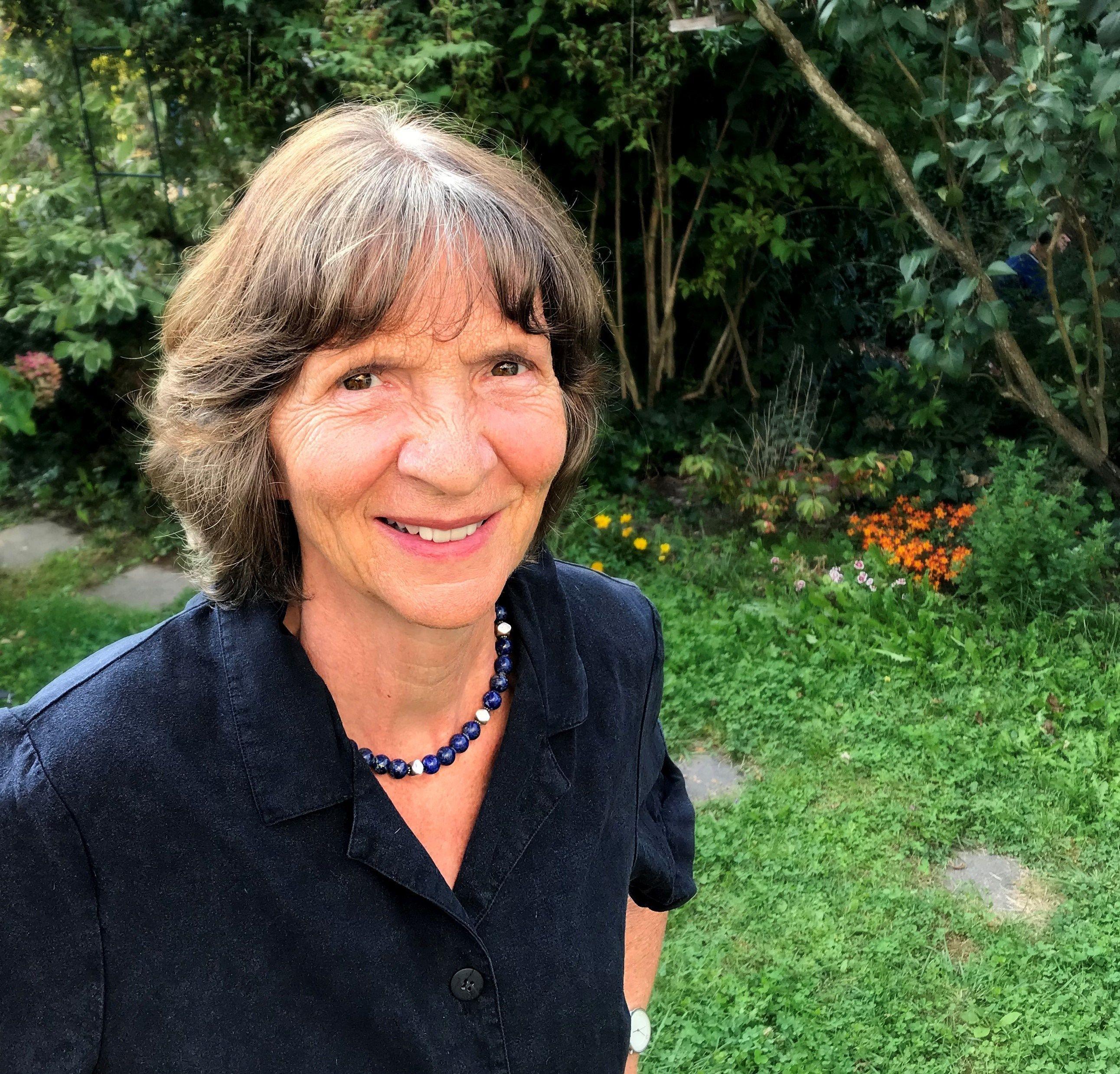 Aleida Assmann (Foto: Valerie Assmann)