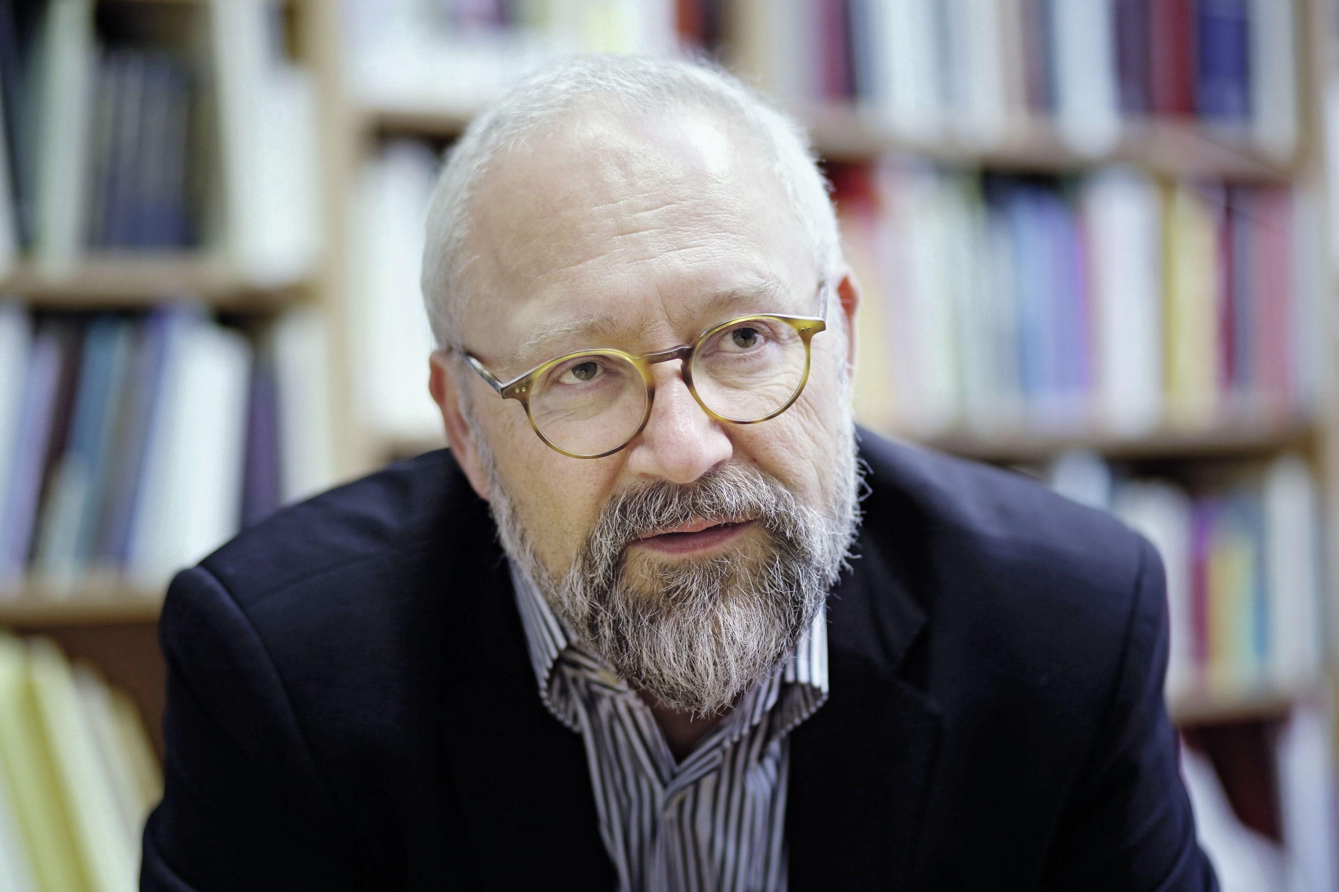 Herfried Münkler (Foto: Reiner Zensen)