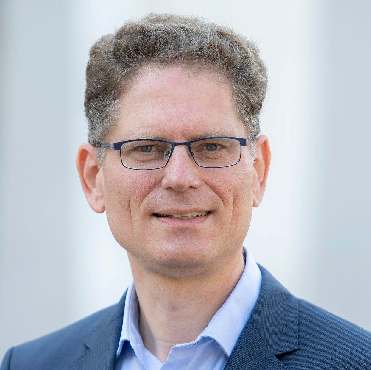 Prof. Markus Brunnermeier (Foto: Princeton University)