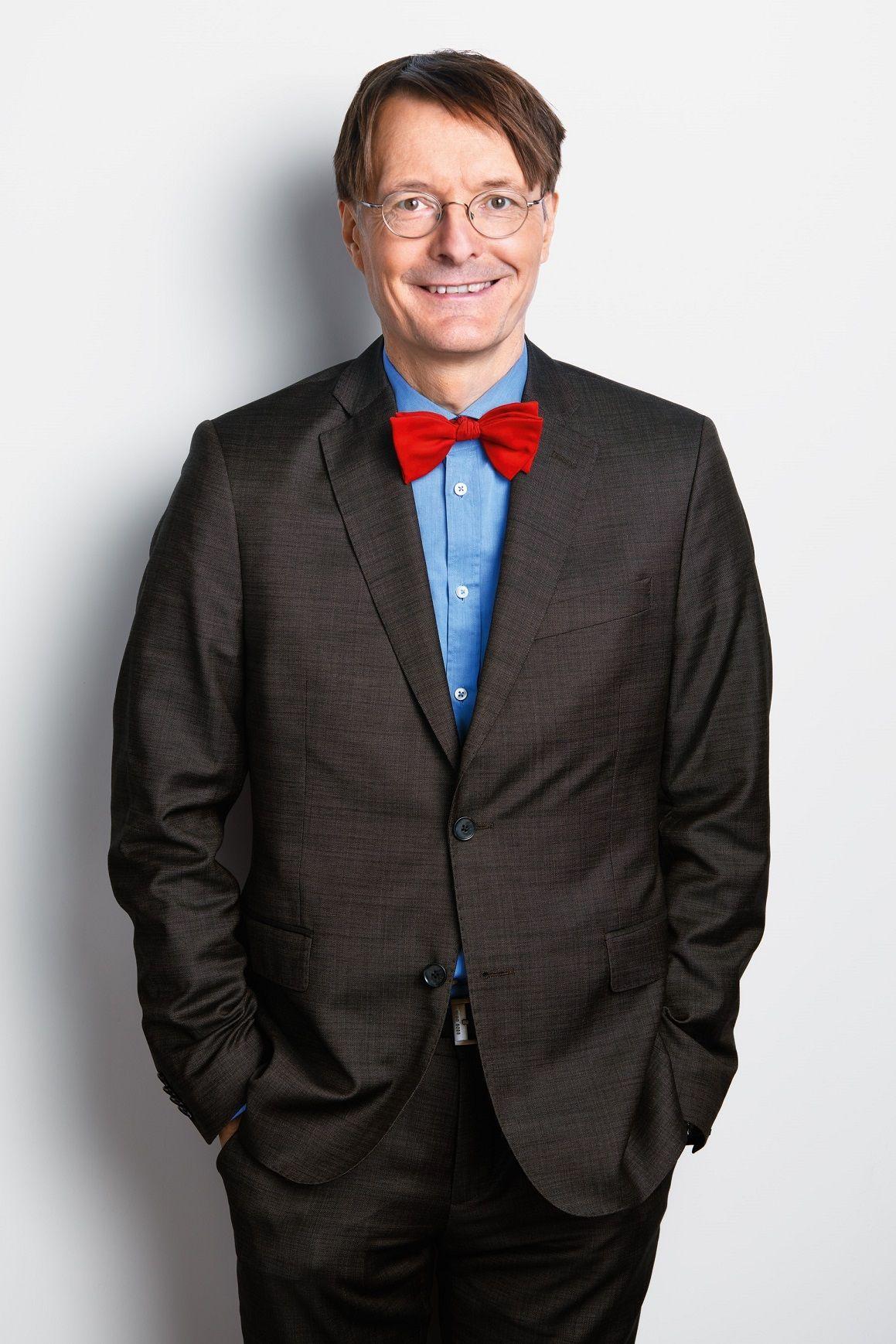 Prof. Dr. Dr. Karl Lauterbach (Foto: karllauterbach.de)