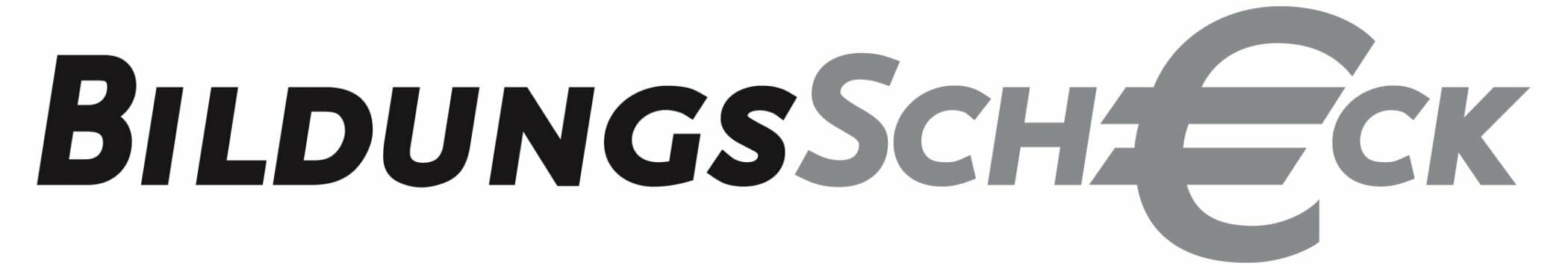 Logo Bildungsscheck