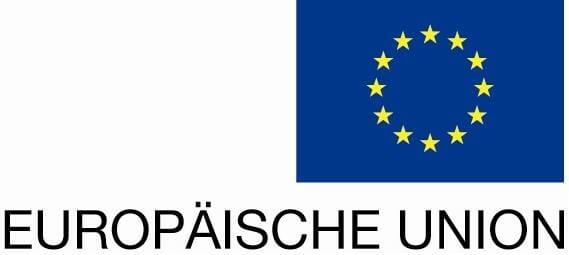 Logo Europäische Union rechts